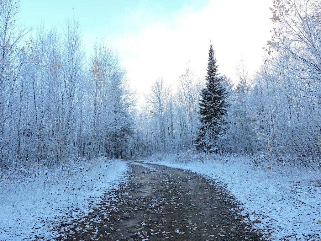 winter upon us